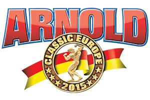 Arnold Classic, Campeón de Europa