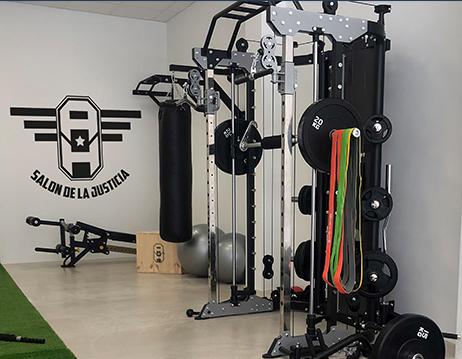 Centro entrenamiento zaragoza