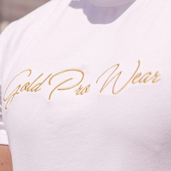 GOLD PRO WEAR LOGO ORO
